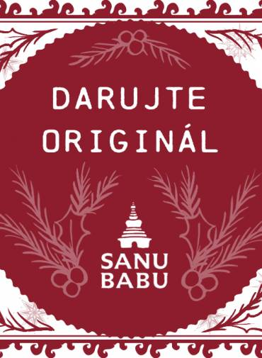 Jedinečné dárky ze SANU BABU!