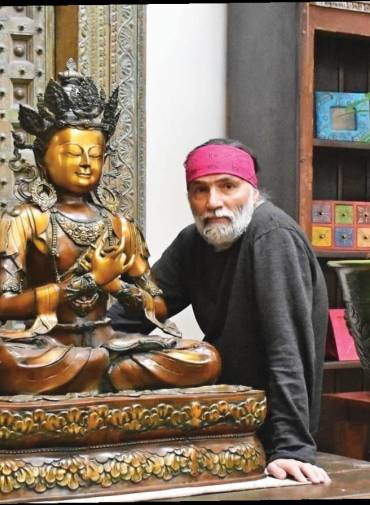 IVAN MARUSIČ: Jak se obchoduje v Nepálu a Indii