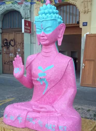 Příběh našeho nového Buddhy