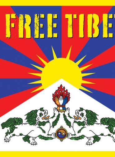 10.března vyvěsíme vlajku pro Tibet. Jdete do toho s námi?