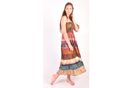 Objevte kouzlo nové UpCyclované kolekce z indických sárí