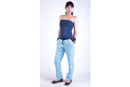 letní pohodové kalhoty