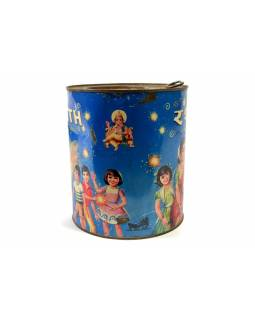 """Antik korová krabička """"Rath Fireworks"""", 18x18x20cm"""