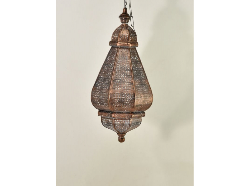 557022a8f7 Mosazná orientální lampa