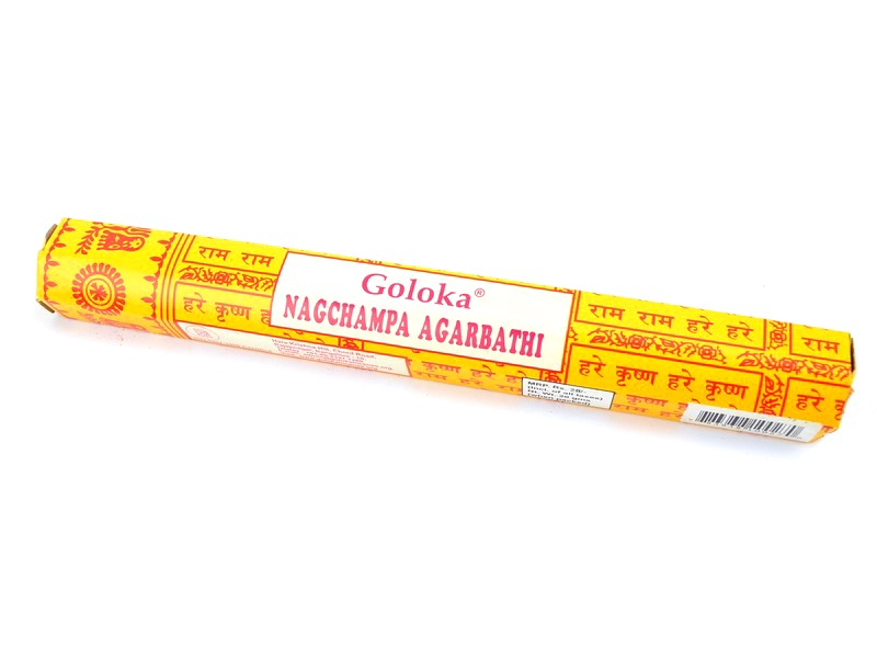 Vonné tyčinky, Goloka Nagchampa - hexa, 20gramů