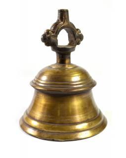 Zvonec, mosaz, 20x24cm