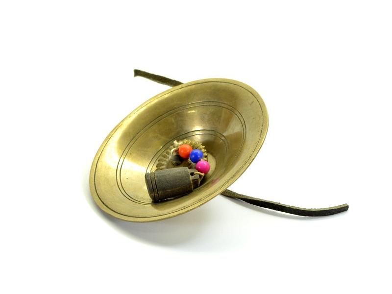 Šeng, činely, zvonovina, průměr 11cm