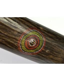Didgeridoo pro pokročilé, jilm, 165cm