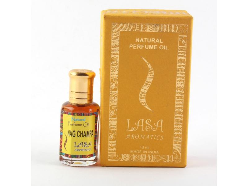 Přírodní olej, Nag Champa, 10ml