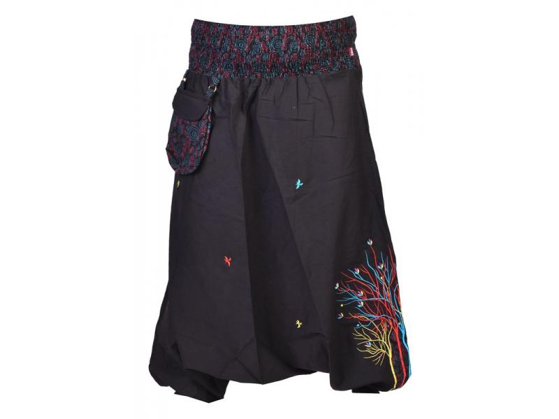 615d4669be5 Černé turecké kalhoty