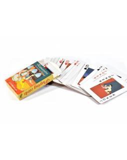 Karty hrací, Kamasutra, 52 hracích karet