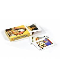 Kamasutra hrací karty, 52 hracích karet, žena