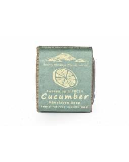 Ručně vyráběné mýdlo z Himálaje, okurka, 100g