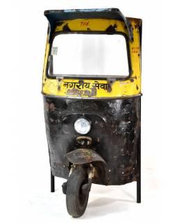 Bar - stará rikša, bar vyrobený ze staré rikši, 96x70x180cm