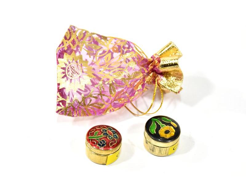 Přírodní tuhý parfém, Cannabis a Opium, 2x4g v ozd.pytlíčku