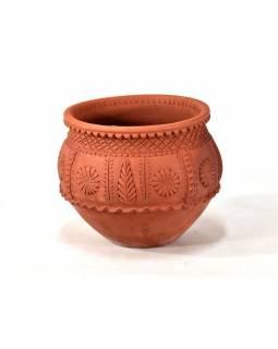 Keramická váza, výška 26cm, průměr 29cm