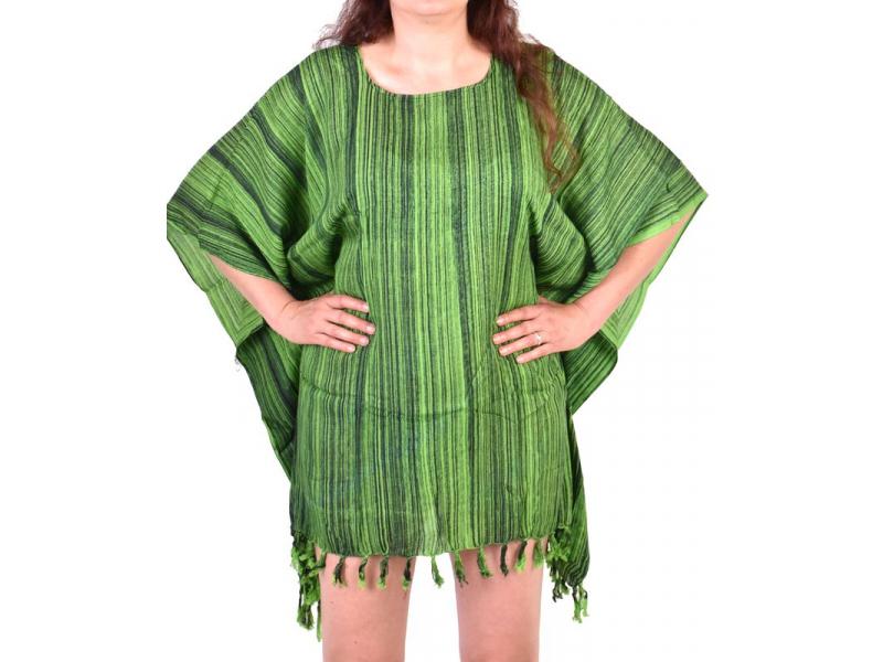 Thajská letní tunika s potiskem