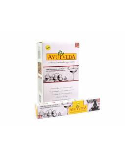 Vonné tyčinky, Ayurveda, Sreevani, 15g, 22cm
