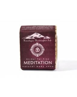 Ručně vyráběné mýdlo z Himálaje, meditace, 100g