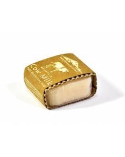 Ručně vyráběné mýdlo z Himálaje, kravské mléko, 100g