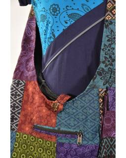 Taška přes rameno, Baba bag, bavlna, potisk 40x40cm