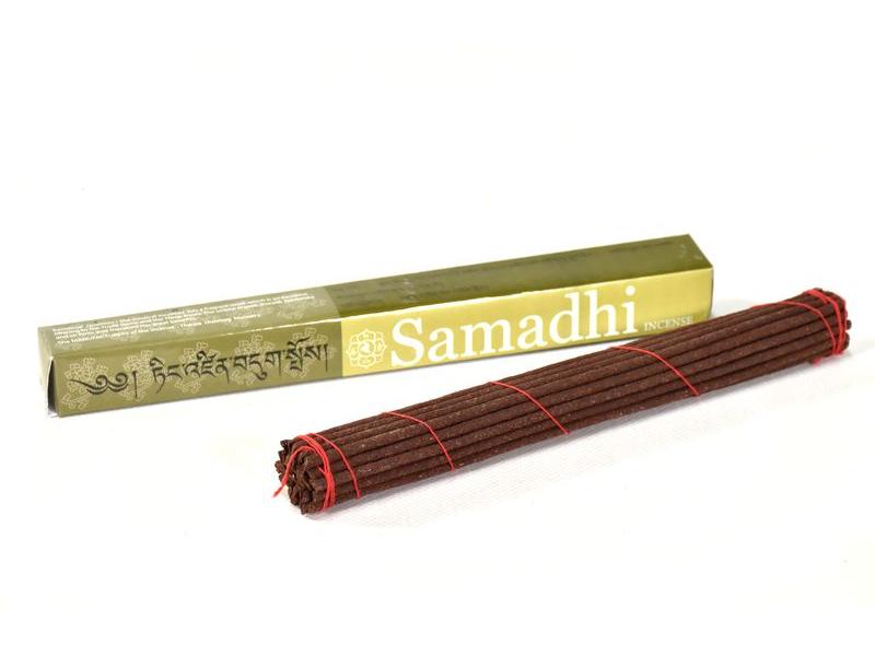 Tibetské tyčinky, Samadhi, 27cm