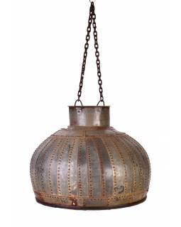 Kovové stínidlo v orientálním stylu, 50x50x46cm