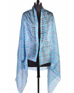 Hedvábný šátek s motivem  1a35c1f4f5