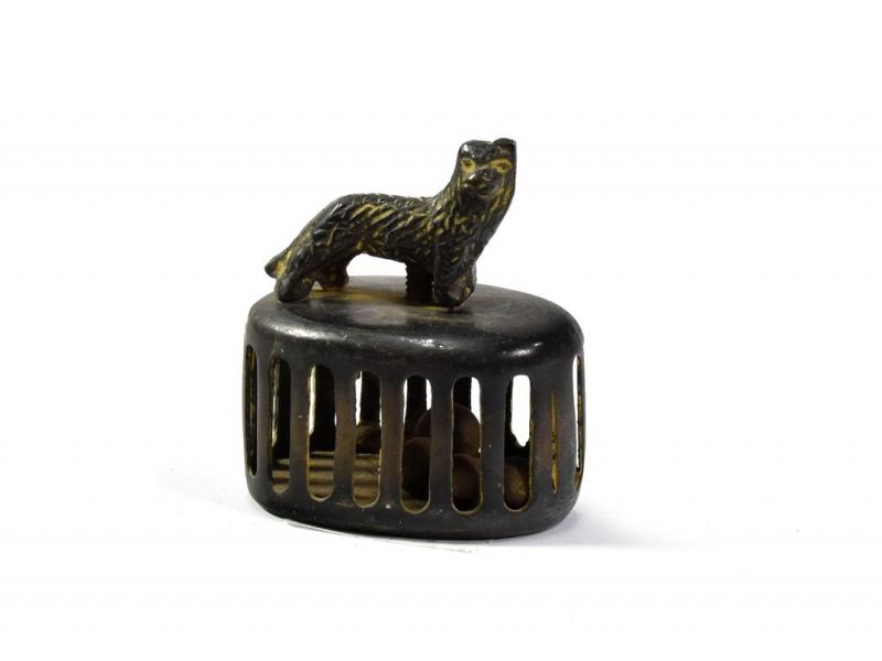 Tygr, čistidlo na nohy, 6cm
