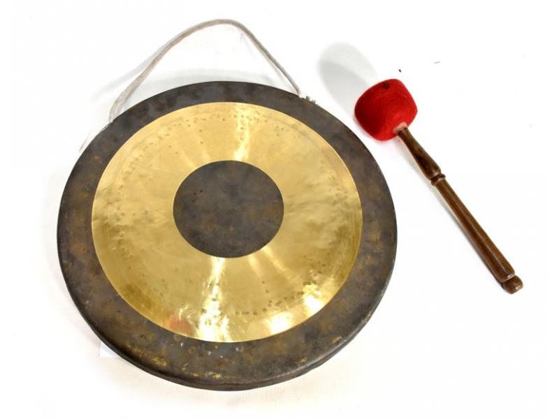 Gong, průměr 44,5cm