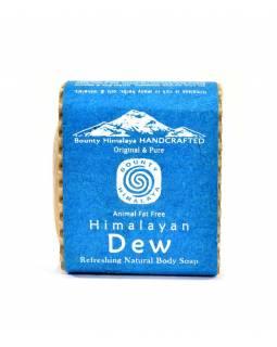 Ručně vyráběné mýdlo z Himálaje, rosa, 100g