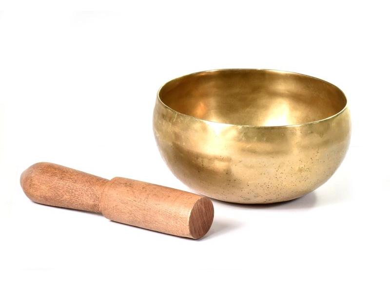 """Tibetská mísa, antik, """"Old Jambati"""", průměr 11cm"""