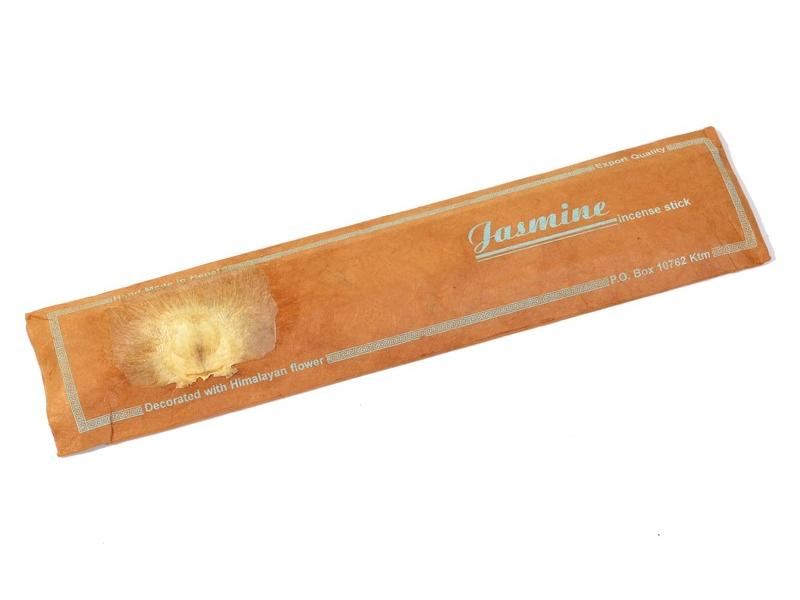 """Vonné tibetské tyčinky """"Flora Incense - Jasmine"""", 23cm"""