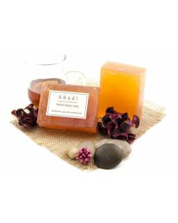 Ručně vyráběné mýdlo s esenciálními oleji, Honey, 125g