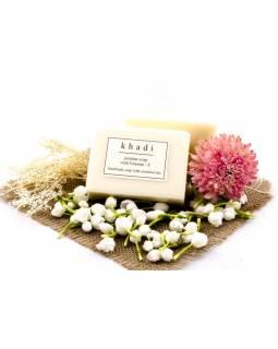 Ručně vyráběné mýdlo s esenciálními oleji, Jasmine, 125g