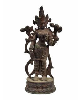 Antik soška, Tara, 11x6x28cm