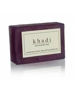 Ručně vyráběné mýdlo s esenciálními oleji, Lavender, 125g
