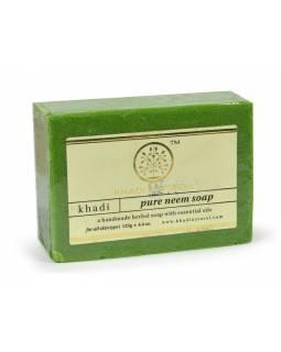 Ručně vyráběné mýdlo s esenciálními oleji, Neem, 125g