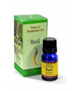Přírodní esenciální olej, Basil, 10ml