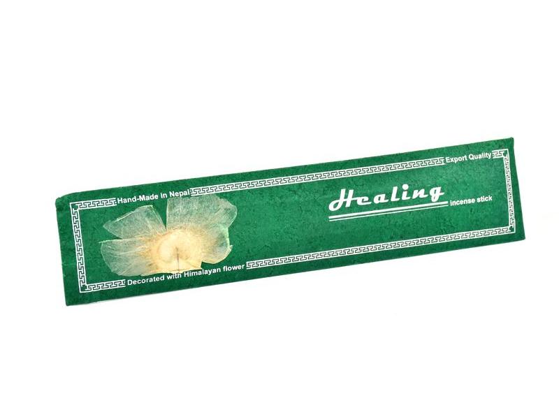 Tyčinky tibetské, Himálajský květ - Healing, 23cm