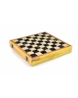 Šachy kamenné, 30x30cm