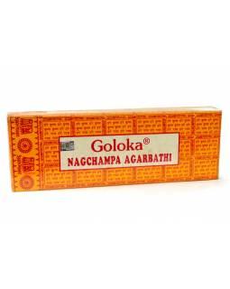 Vonné tyčinky, Goloka Nagchampa, 250grm