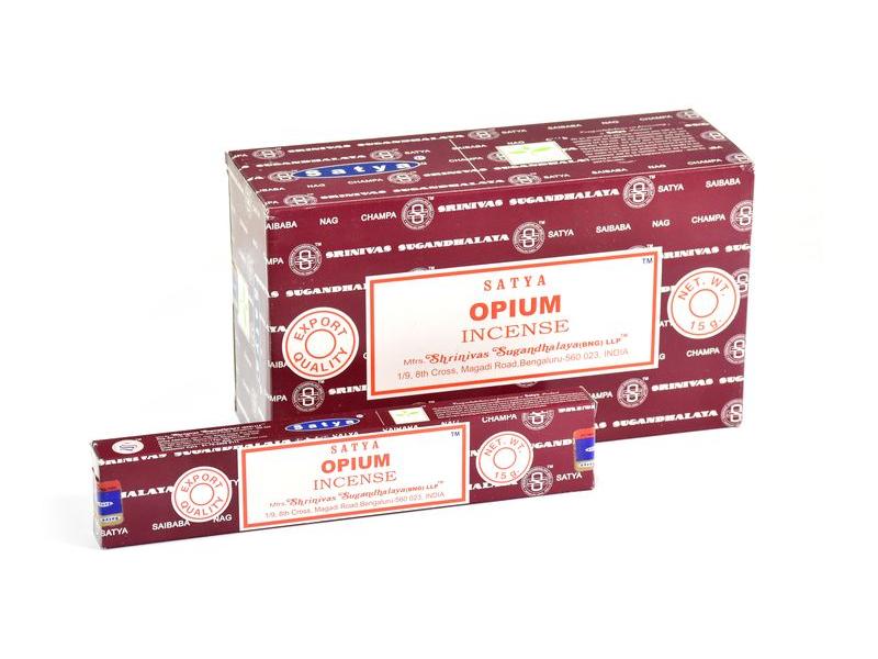 Satya - Opium, 15g