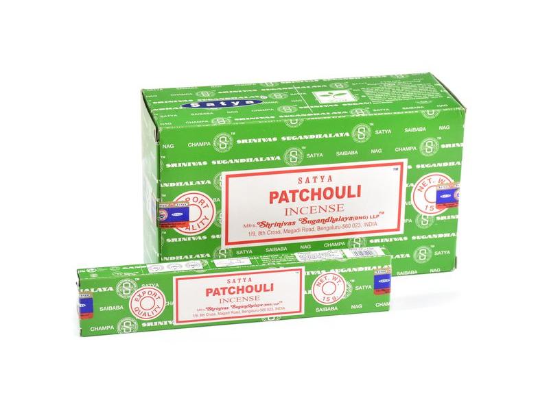 Satya - Patchouli, 15g