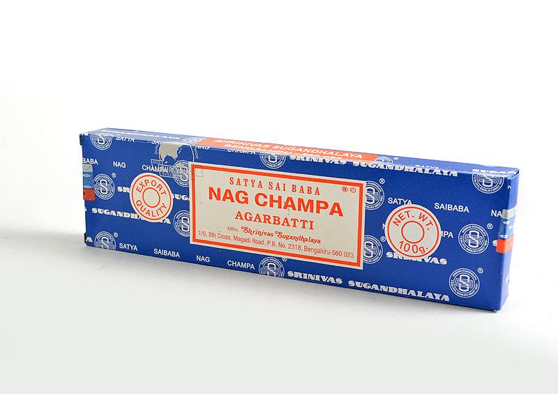 Vonné tyčinky, Sai Baba Nagchampa, 100gr.