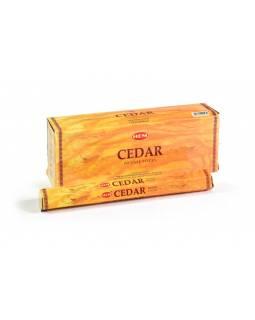 Vonné tyčinky, Cedar, HEM hexa