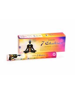 Vonné tyčinky 7 Chakras, Darshan - hexa