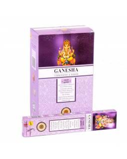 Vonné tyčinky, Ganesha, Sreevani, 22cm, 20ks