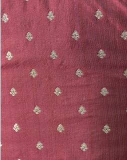 """Luxusní indické šaty """"Anarkali"""", cihlově červené, šál a leginy"""