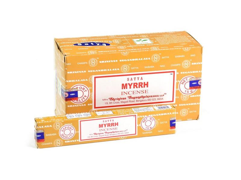 Satya - Myrrh, 15g